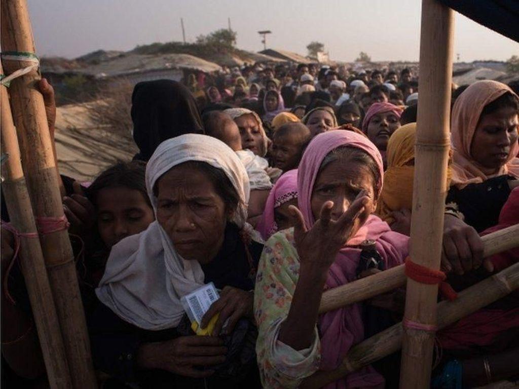Myanmar Tolak Kunjungan Dewan Keamanan PBB Untuk Melihat Rohingya
