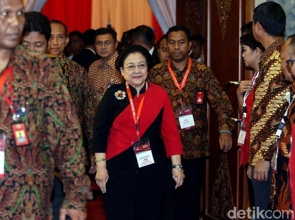 Golkar Nilai Langkah Jokowi Naikkan Pangkat Megawati Sudah Tepat