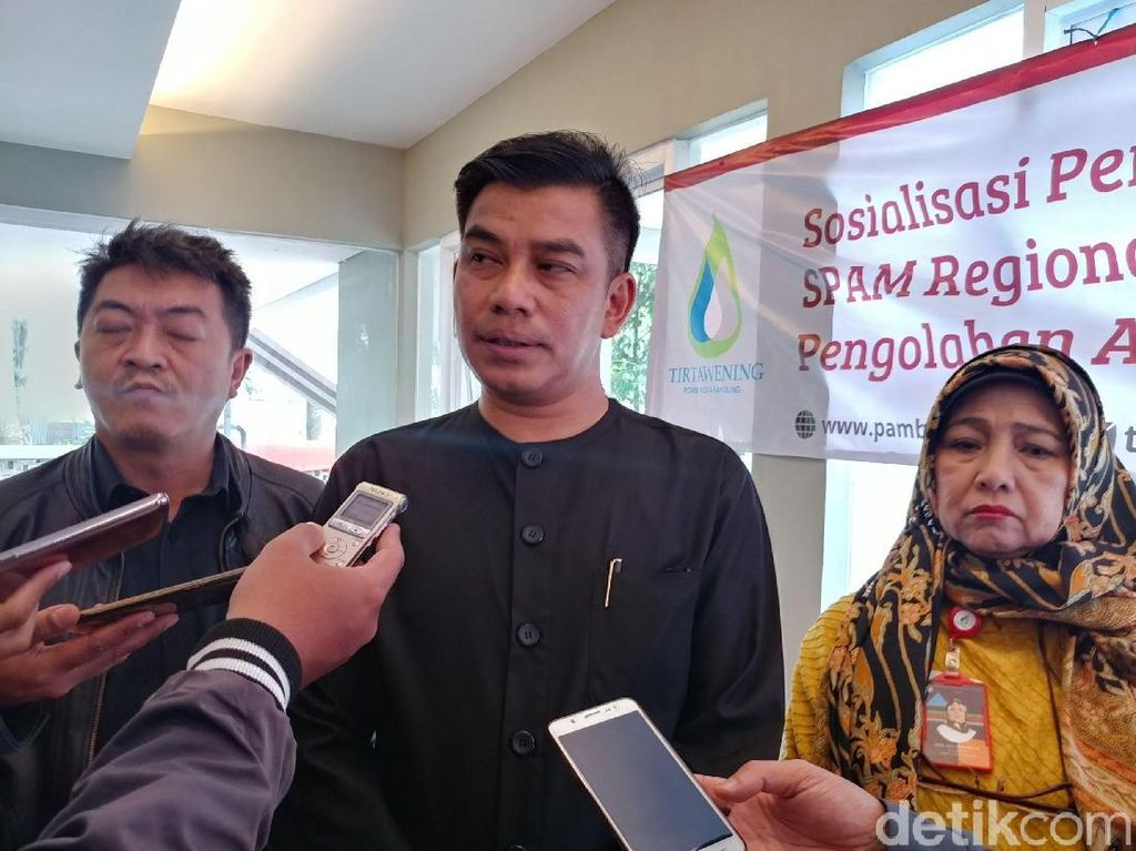 PDAM Bangun Jaringan 9 KM untuk 20 Ribu Warga Bandung Selatan