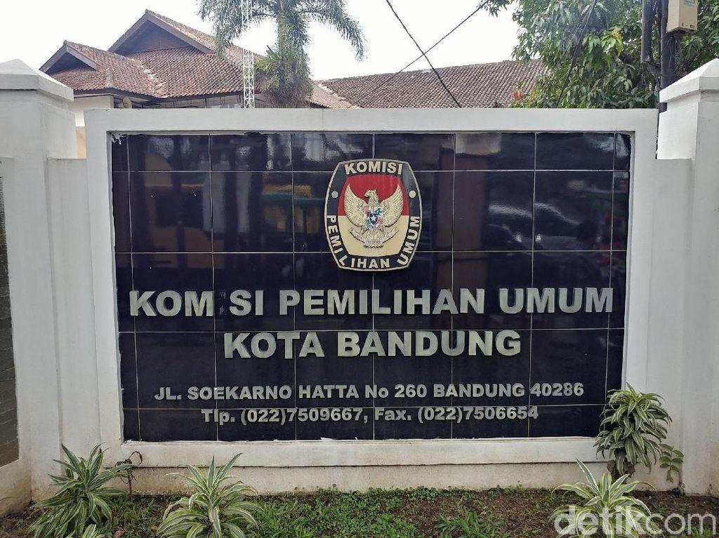 15 Ribu Pemilih Ajukan Formulir A5 di Kota Bandung