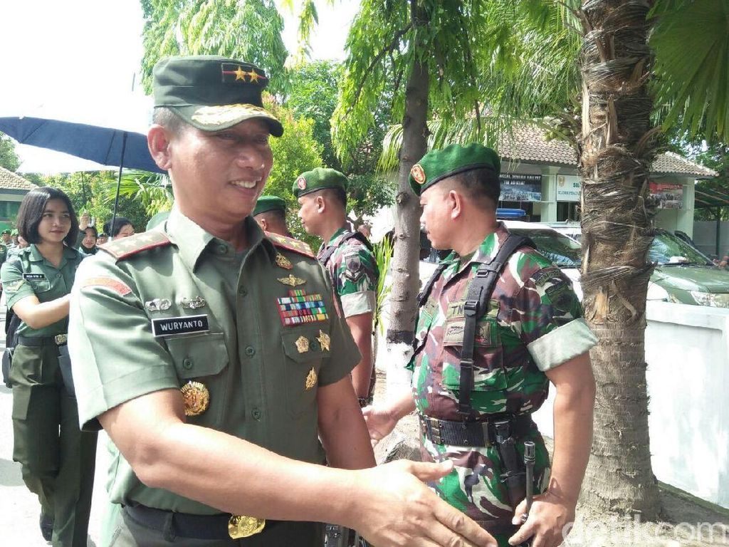 Jelang Pilkada, Pangdam Diponegoro Minta Prajurit Jaga Netralitas TNI