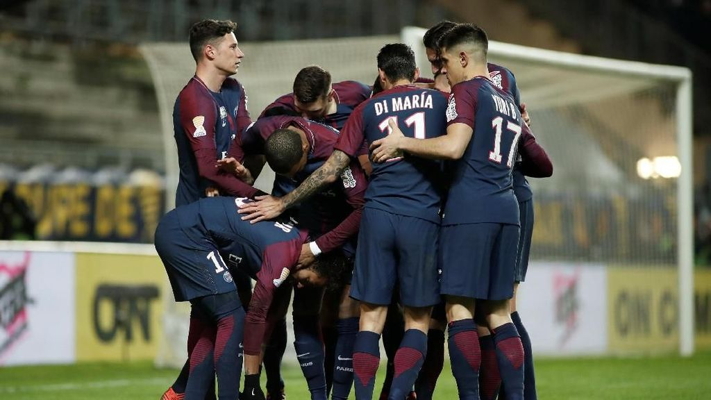 Video Highlights PSG 8-0 Dijon FCO