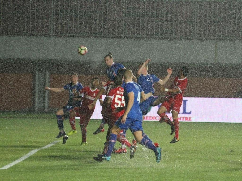 Islandia Tekuk Indonesia Selection 6-0