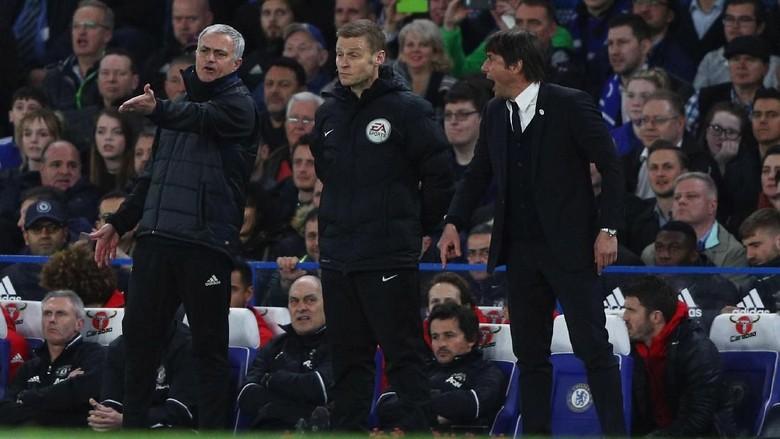 Tanggapi Perang Komentar Mourinho-Conte, Capello: Mereka Gila