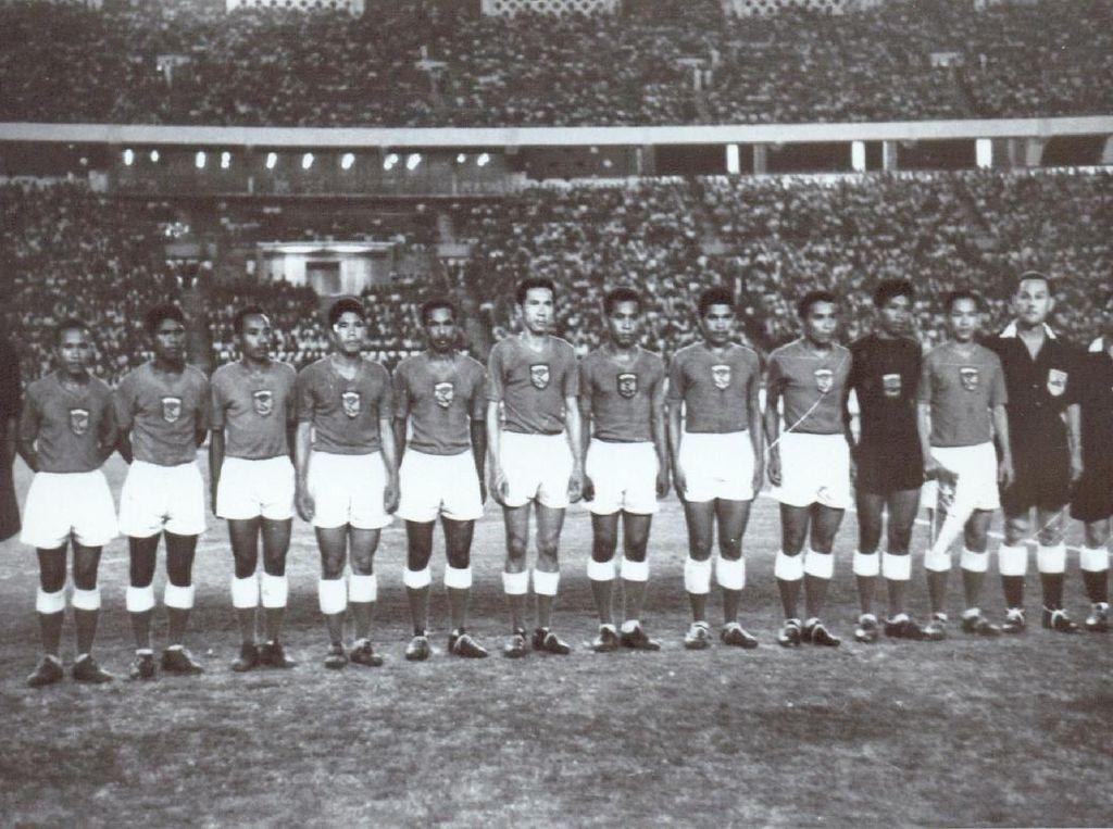 Melihat Wajah Stadion Utama GBK 56 Tahun Lalu