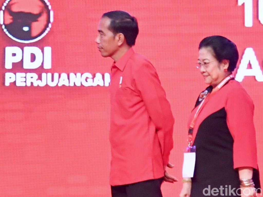 CSIS: Posisi PDIP Melemah di Hadapan Jokowi