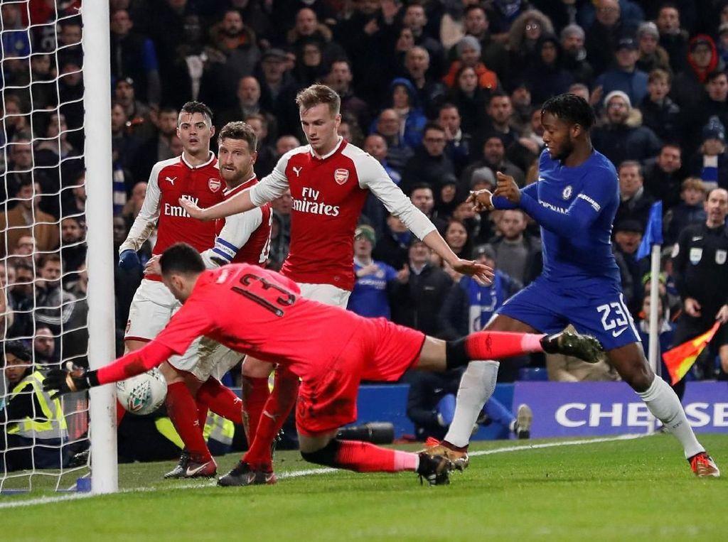 Arsenal yang Tampil Berani dan Gigih di Stamford Bridge