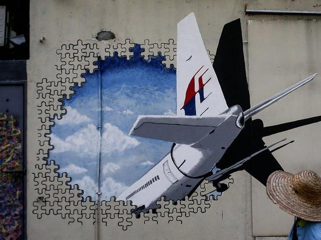 Fakta Baru Misteri Hilangnya MH370