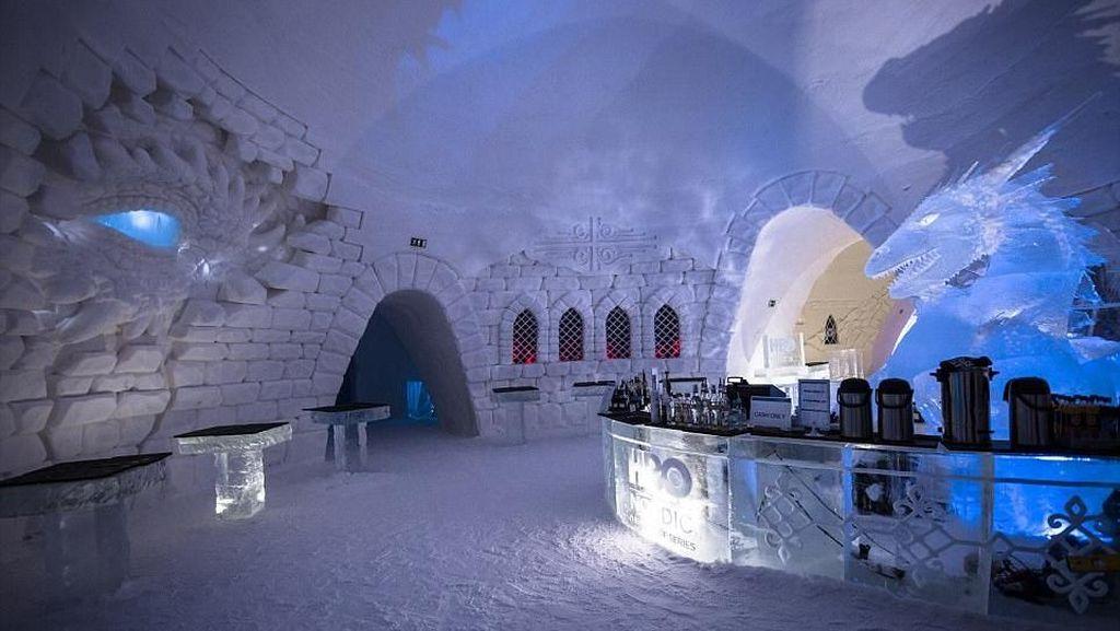 Foto: Hotel Es di Finlandia untuk Pecinta Game of Thrones