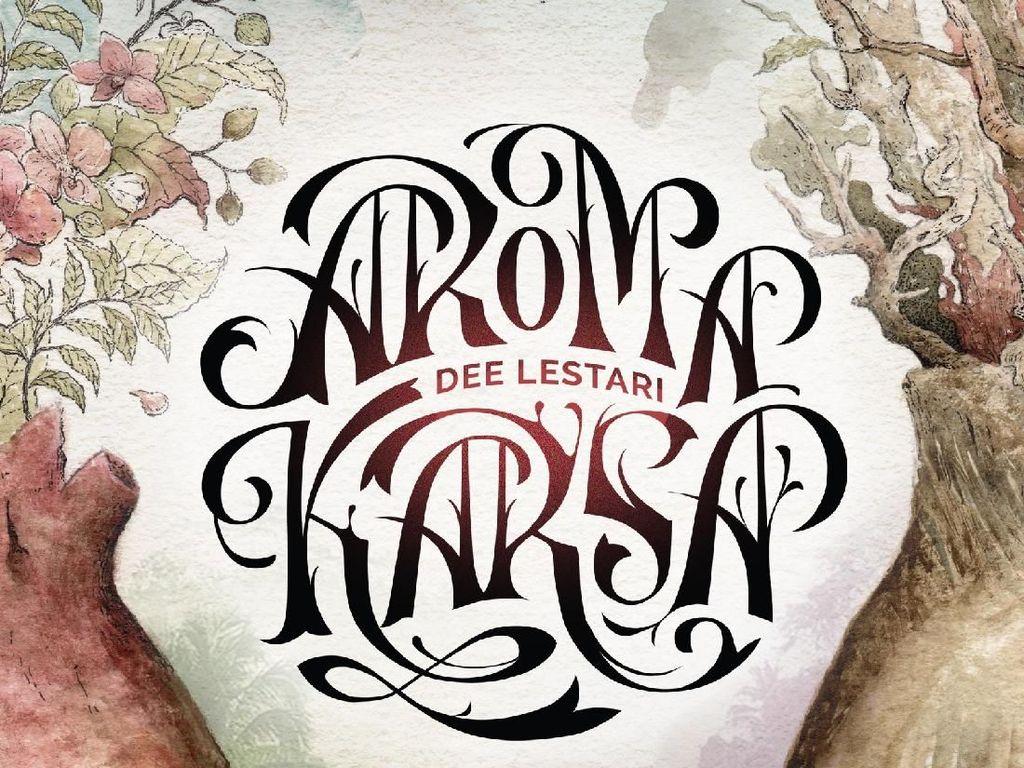 4 Hari Lagi, Novel Aroma Karsa Dee Lestari Beredar di Toko Buku
