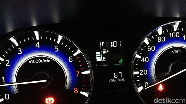 Konsumsi BBM di Toyota Rush