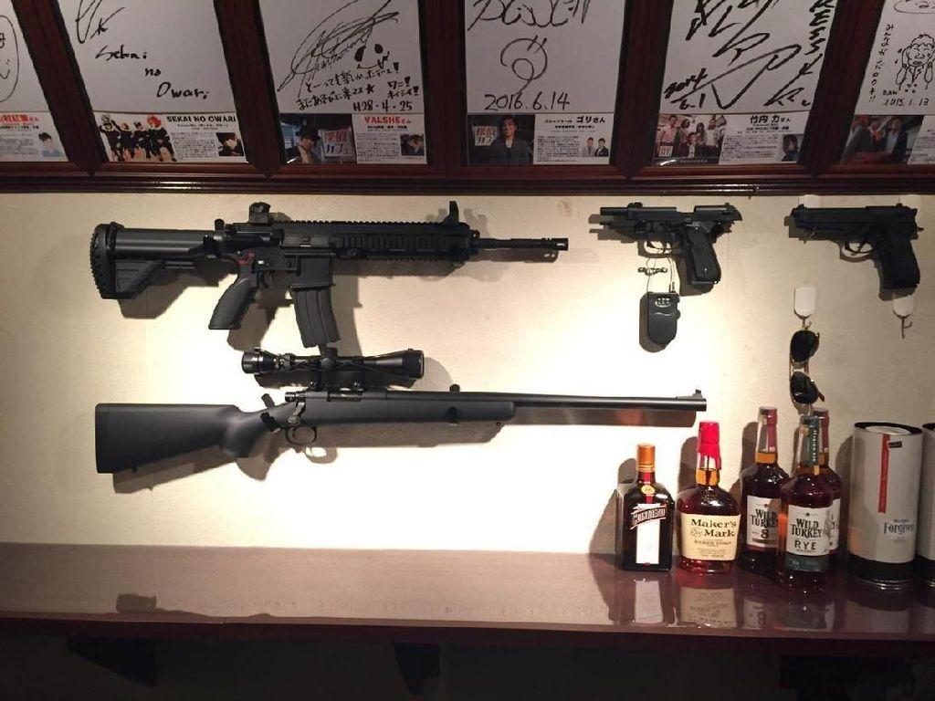 Foto: Ini Unik, Kafe Detektif