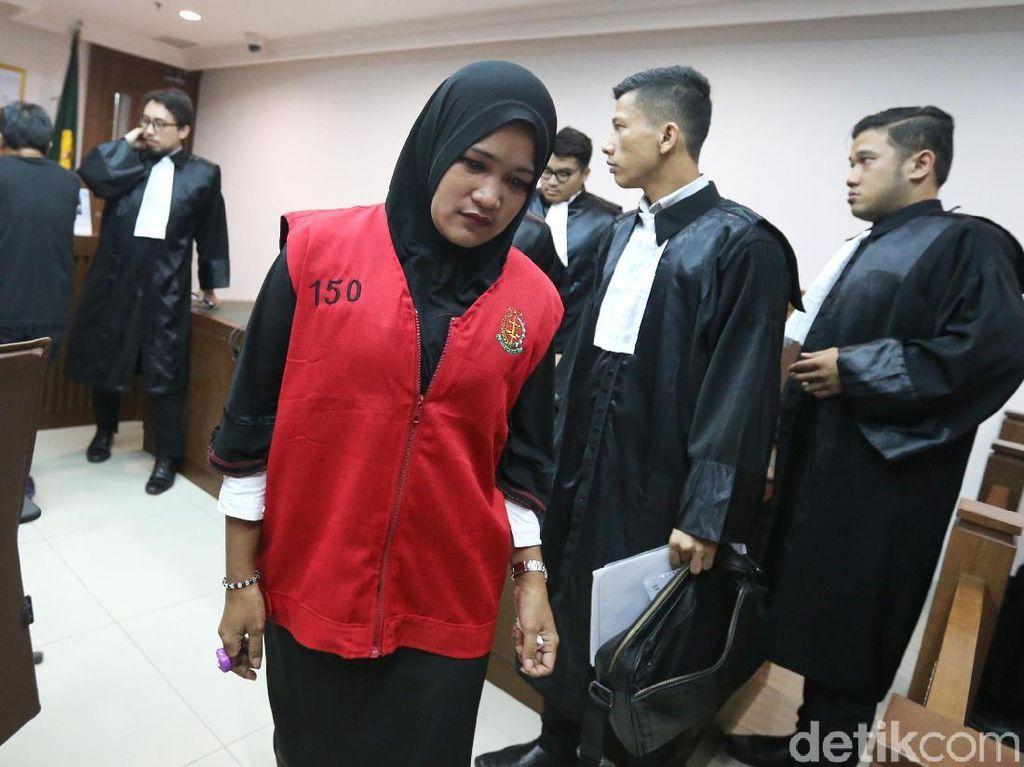 Terbukti Eksploitasi Anak, Ria Yanti Diganjar 8 Bulan Penjara