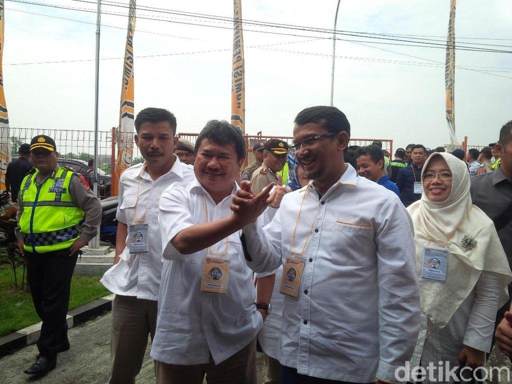 Pilbup Garut, Paslon Petahana Unggul di Real Count KPU