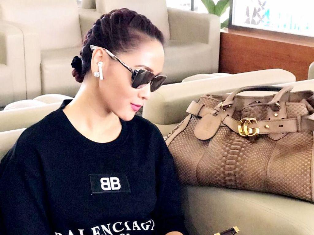 Tampilan Ratusan Juta Inul, Arisan Rp 5 M Calon Istri Denny Sumargo