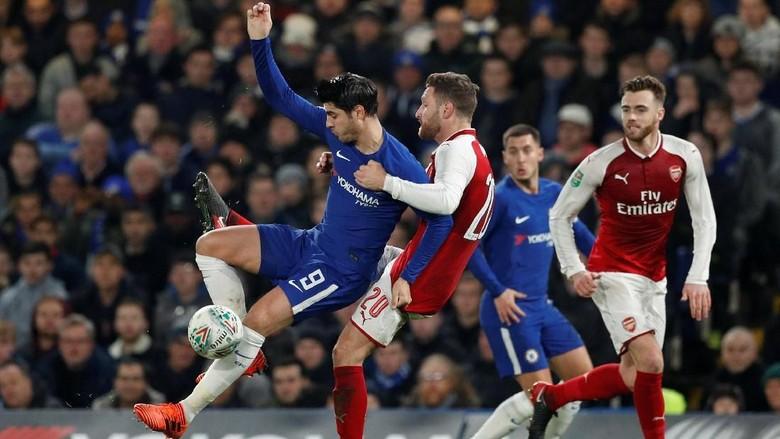 Kali Ini Arsenal vs Chelsea Akan Lebih Terbuka