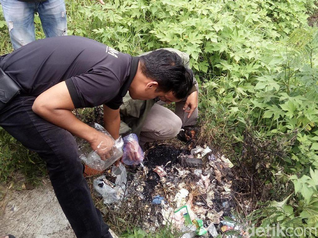 Sampah Medis Dibuang Sembarangan di Ambarawa Sempat Dipunguti Bocah