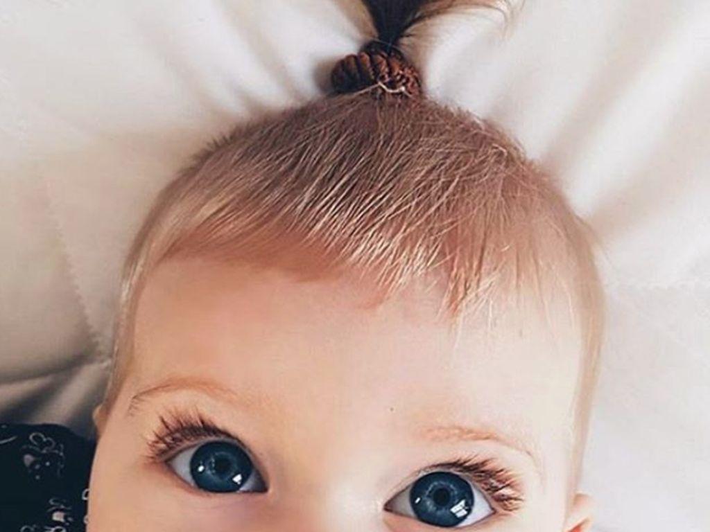 Lihat Deh, Bulu Mata Bayi-bayi Ini Indah Banget