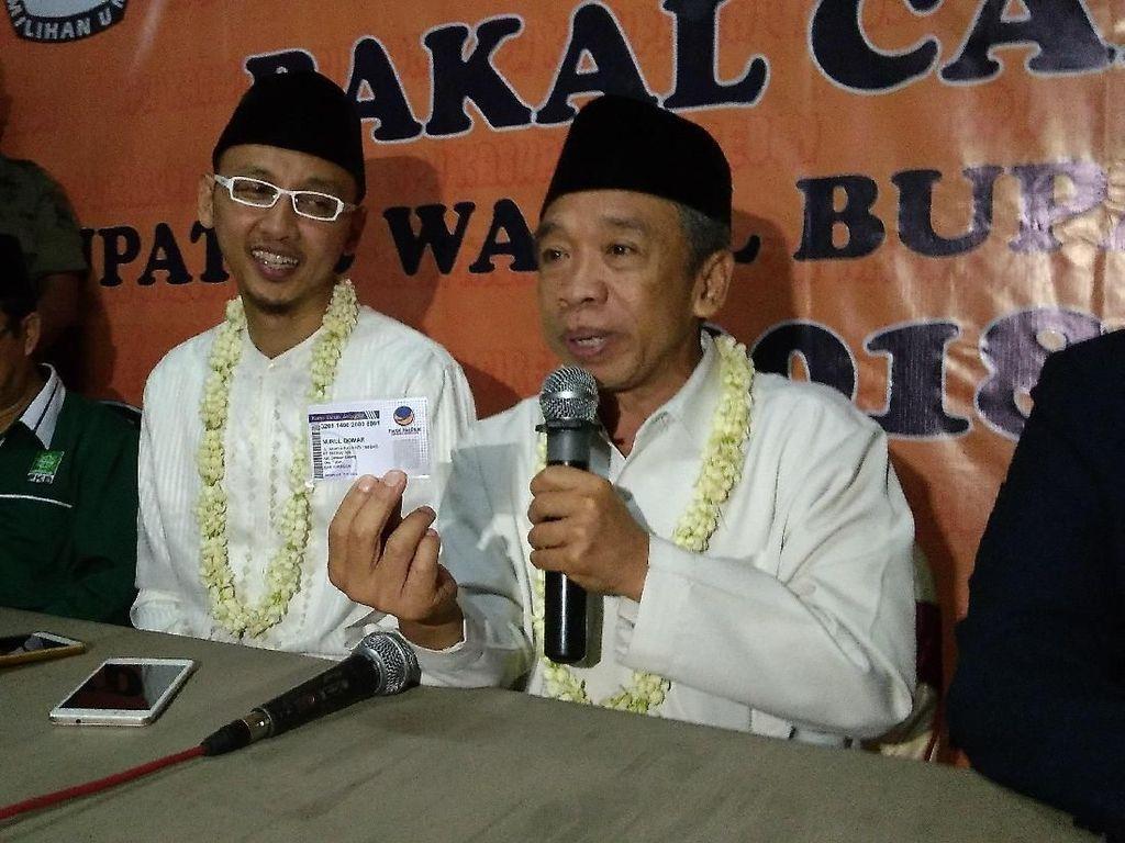 Ditangkap karena Pemalsuan, Qomar Pakai Ijazah SMA Saat Pilkada Cirebon
