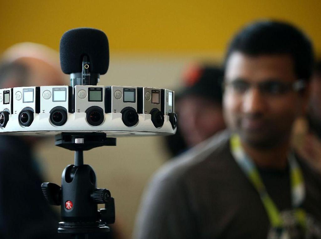 GoPro Jual Hak Paten Kameranya