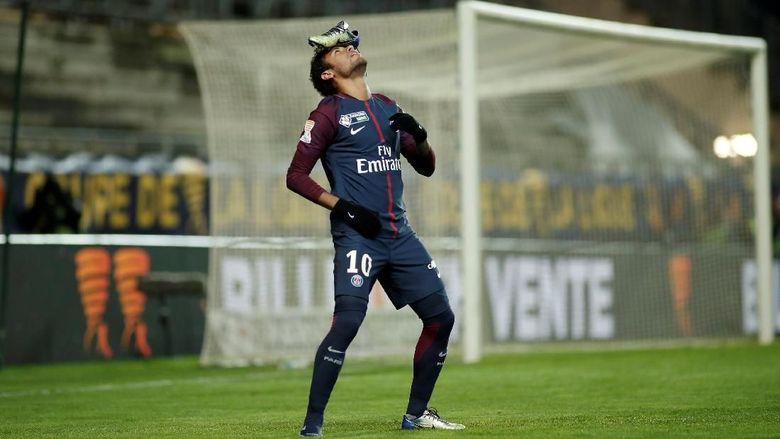 Eks Pemain Madrid: Neymar Cocok Duet dengan Ronaldo
