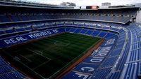 Stadion Real Madrid Jadi Markas Alat Perang Melawan Corona