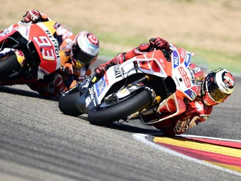 Kunjungi Sirkuit Sentul, Jokowi Bicara MotoGP Indonesia 2021
