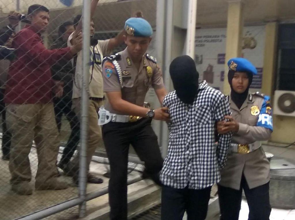 Pembunuh Satu Keluarga di Aceh Dibekuk, Motif Kesal Kerap Dimarahi
