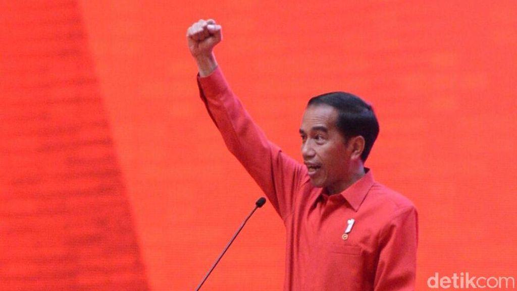 Jokowi Siapkan Formasi Tempur Pilpres 2019