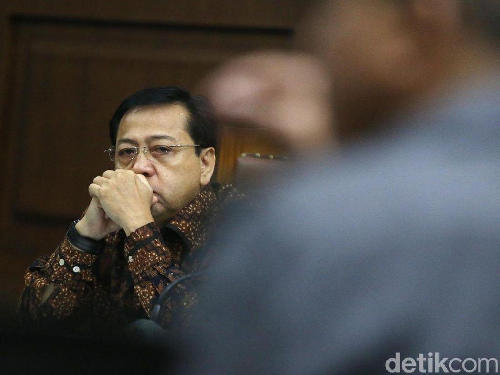Novanto Ajukan JC, Pengacara: Tunggu Penjelasan KPK