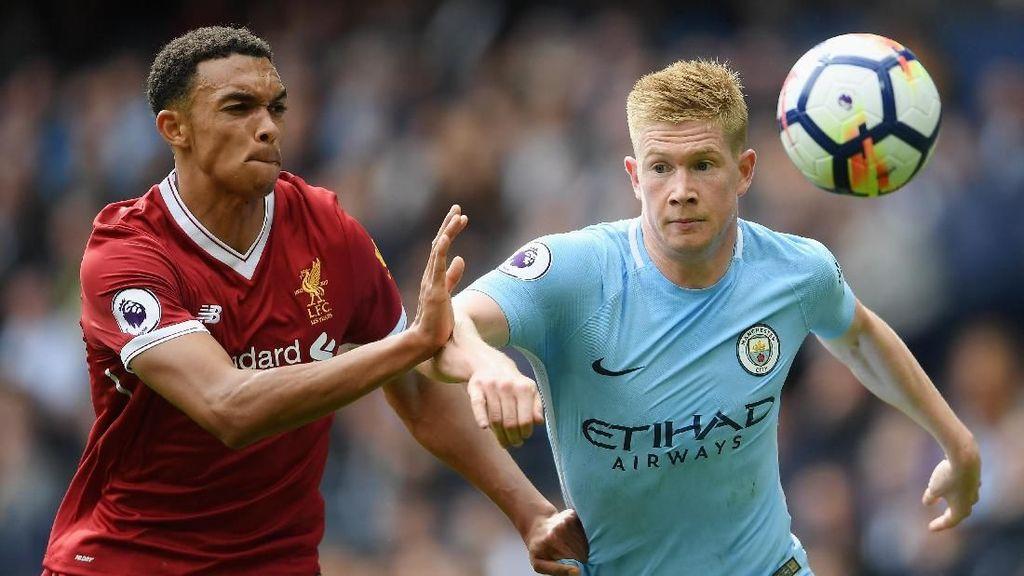 City Mesti Tampil Nyaris Sempurna Lawan Liverpool