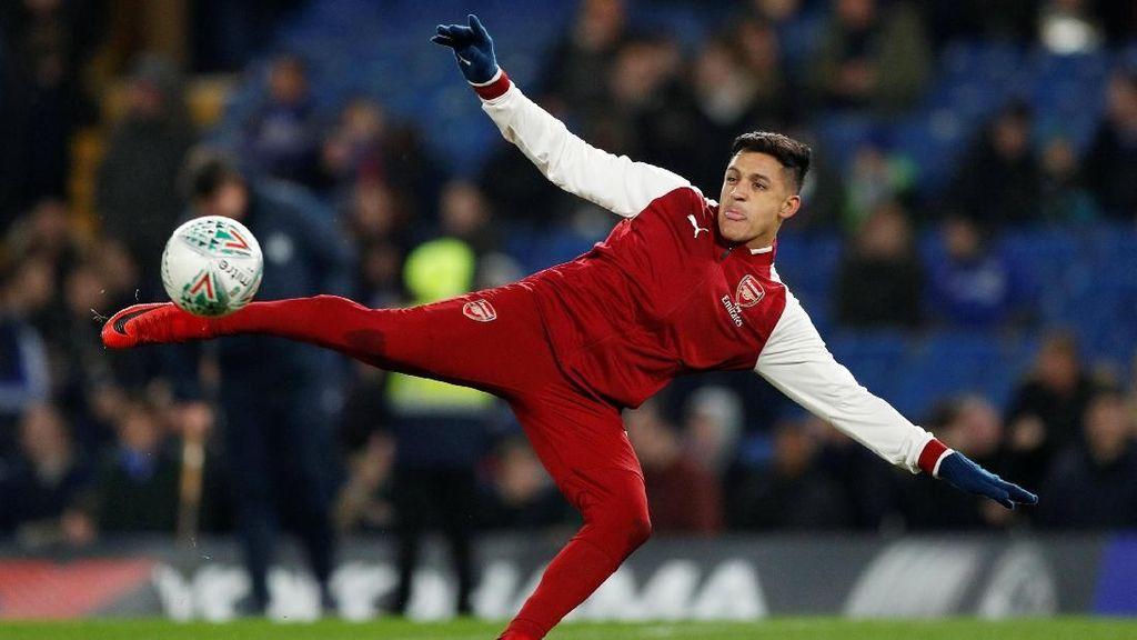 Lampard Nilai MU Lebih Diuntungkan dalam Barter Sanchez-Mkhitaryan