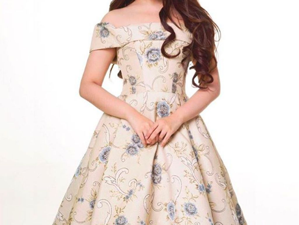 Cantiknya Marsya Gusman, Miss Internet Indonesia