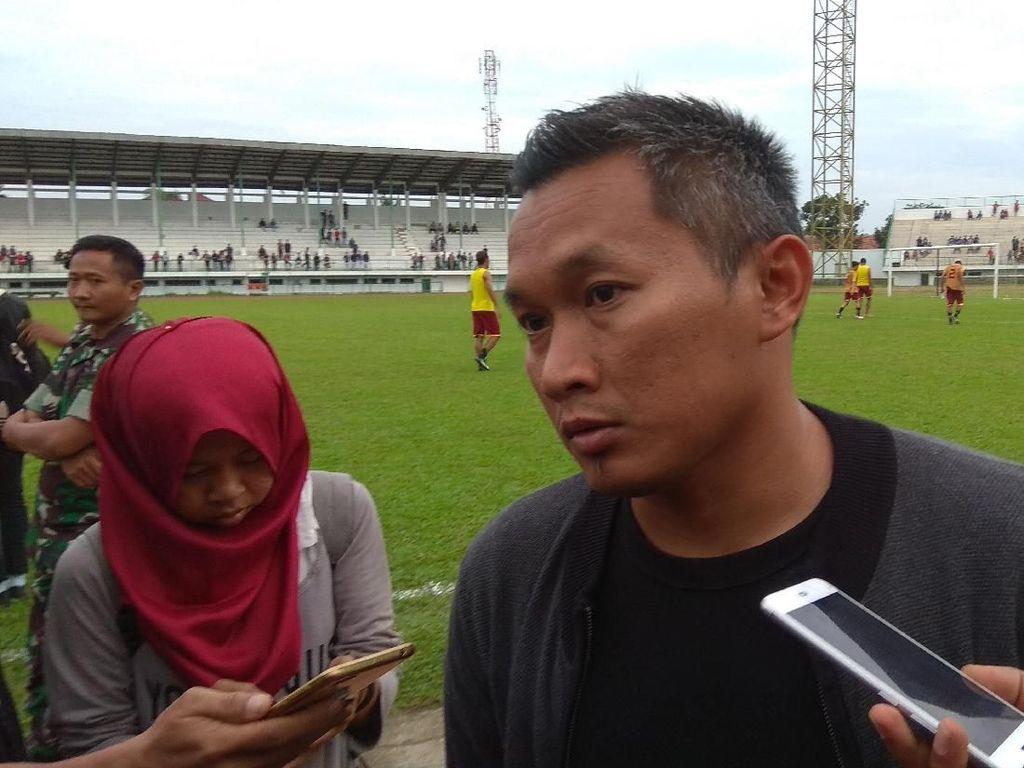 PS TNI Diimbangi Persika Karawang di Laga Uji Coba