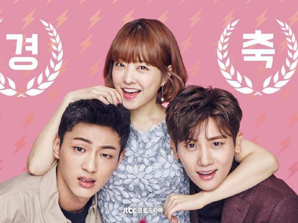 10 Drama Korea Komedi Romantis yang Seru, Bisa Jadi Hiburan Saat PPKM