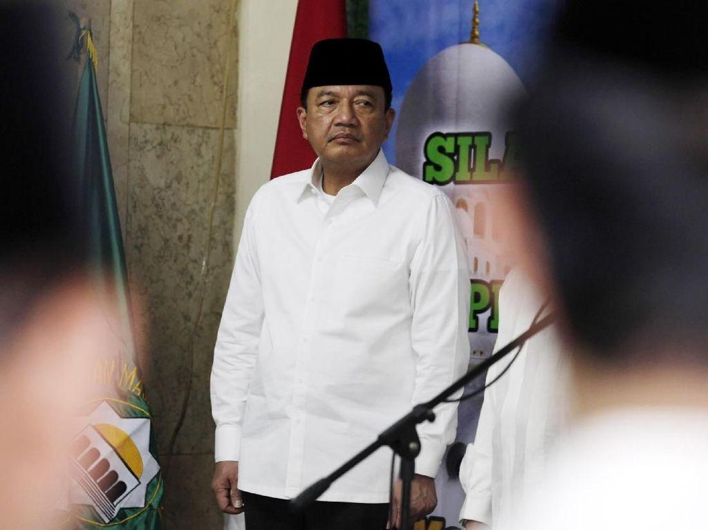 BG Jadi Wakil Ketua Majelis Pakar DMI