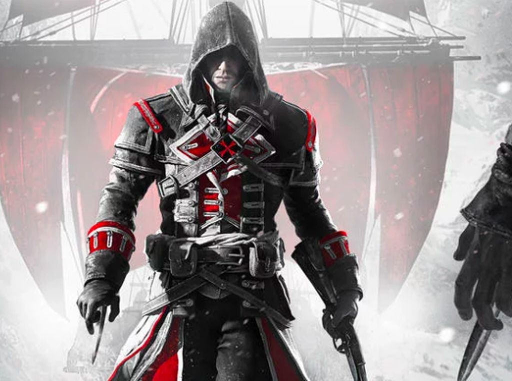 Resmi! Assassins Creed Rogue Sambangi PS4 dan Xbox One