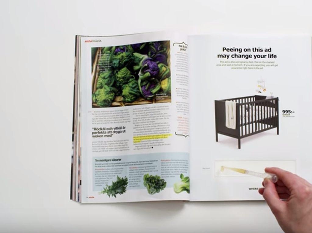 IKEA Setop Cetak Buku Katalog Setelah 70 tahun Terbit