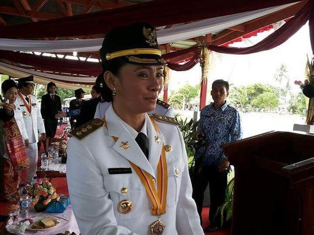 Tiba di Jakarta, Bupati Talaud yang Kena OTT Langsung Dibawa ke KPK