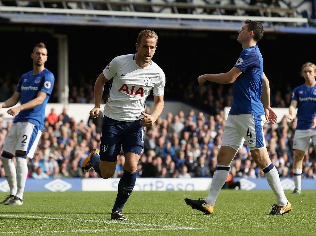 Produktif Lawan Everton, Kane di Ambang Rekor