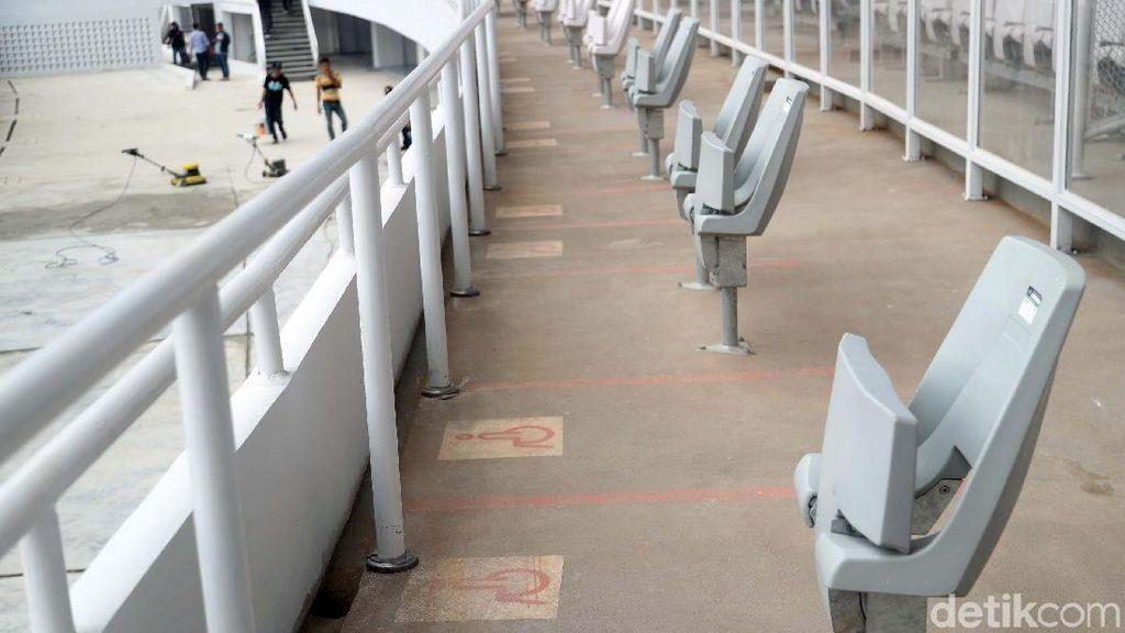 Asyik, Stadion Utama GBK Kini Ramah Disabilitas