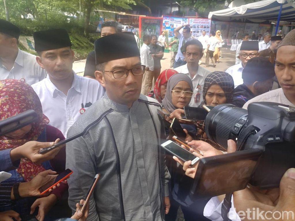 Soal Aktivitas LGBT, Ridwan Kamil: Saya Lawan!