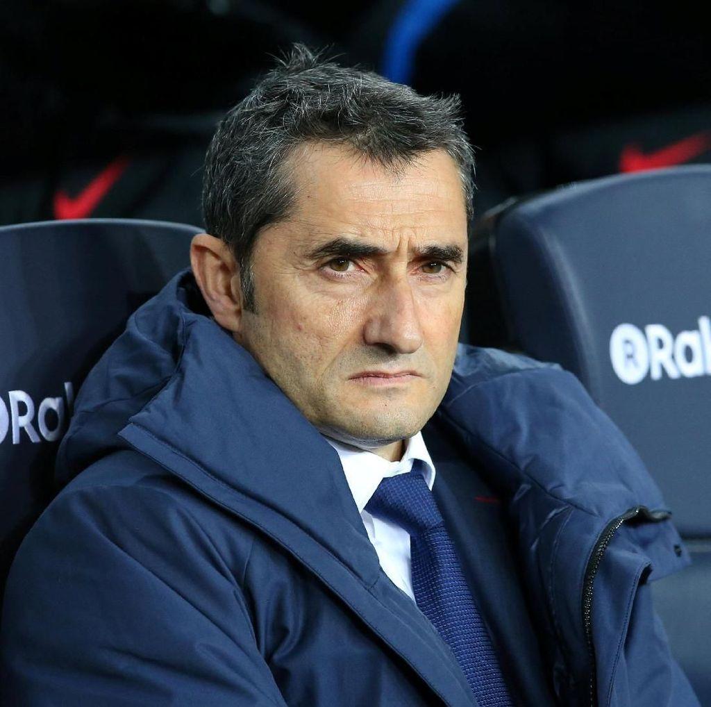 Valverde Berharap Tak Bertemu Madrid di Perempatfinal Copa del Rey