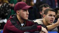 Hazard Soal Kontrak Baru di Chelsea: Courtois Dulu, Baru Saya