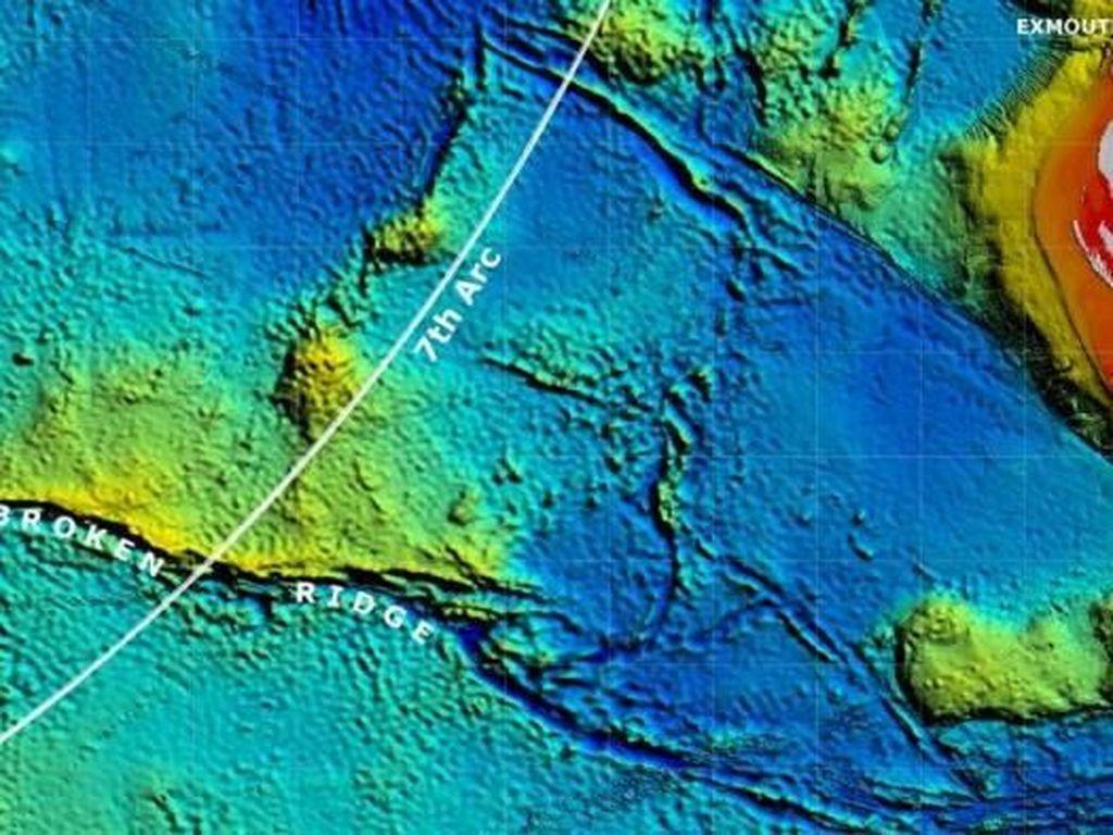 Pencarian Pesawat MH370 di Lokasi Baru Dimulai Pekan Depan