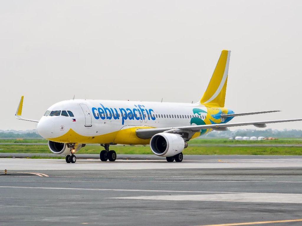 Momen Viral Kapten Totoy Pamitan di Penerbangan Terakhir
