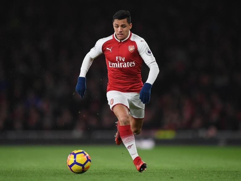 Alexis Sanchez ke Manchester yang Merah atau Biru?
