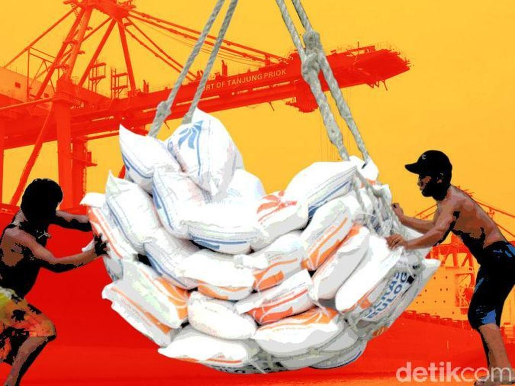 Pengusaha Blak-blakan Soal Rembes Beras Impor Vietnam