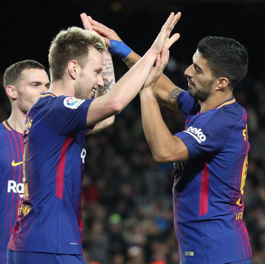 Valverde: Impresif, Barcelona!