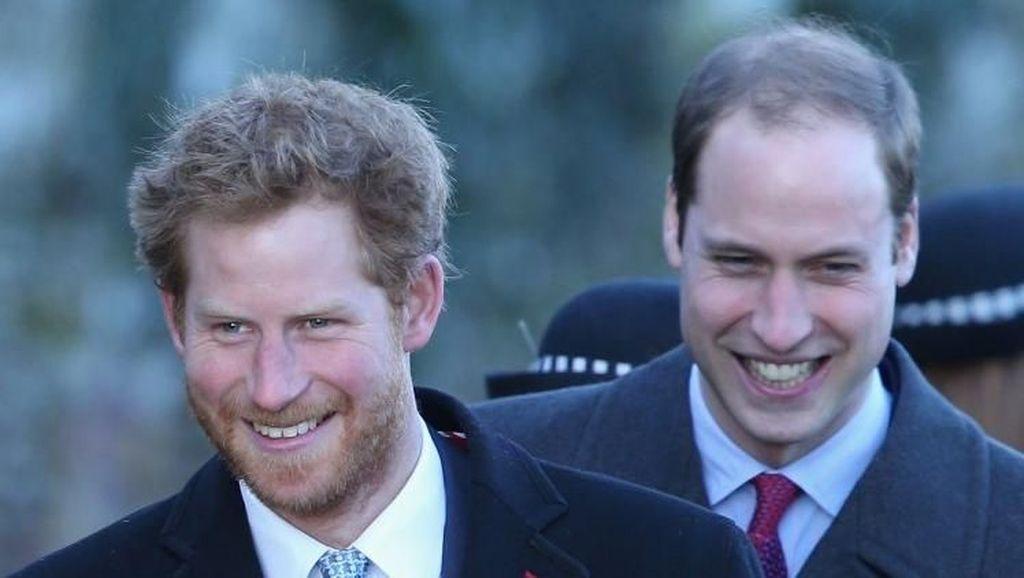 Pangeran William Ungkap Belum Diminta Harry Jadi Best Man
